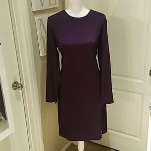 NWOT Ralph Lauren Purple Dress 16